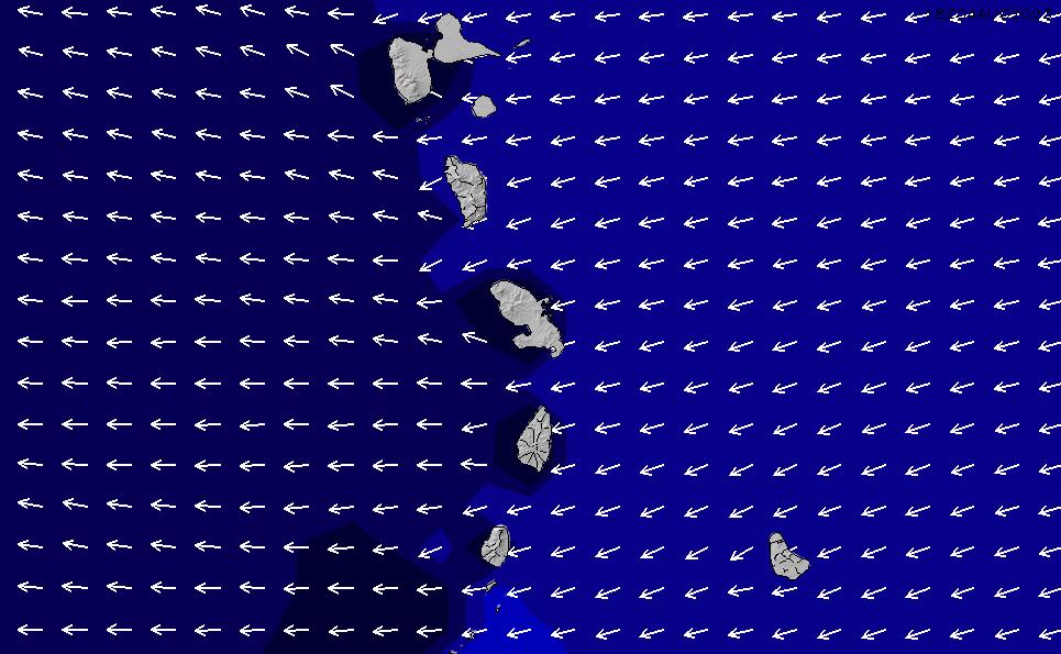 2020/9/30(水)22:00ポイントの波周期
