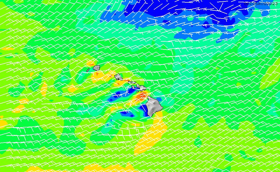 2020/9/24(木)4:00風速・風向