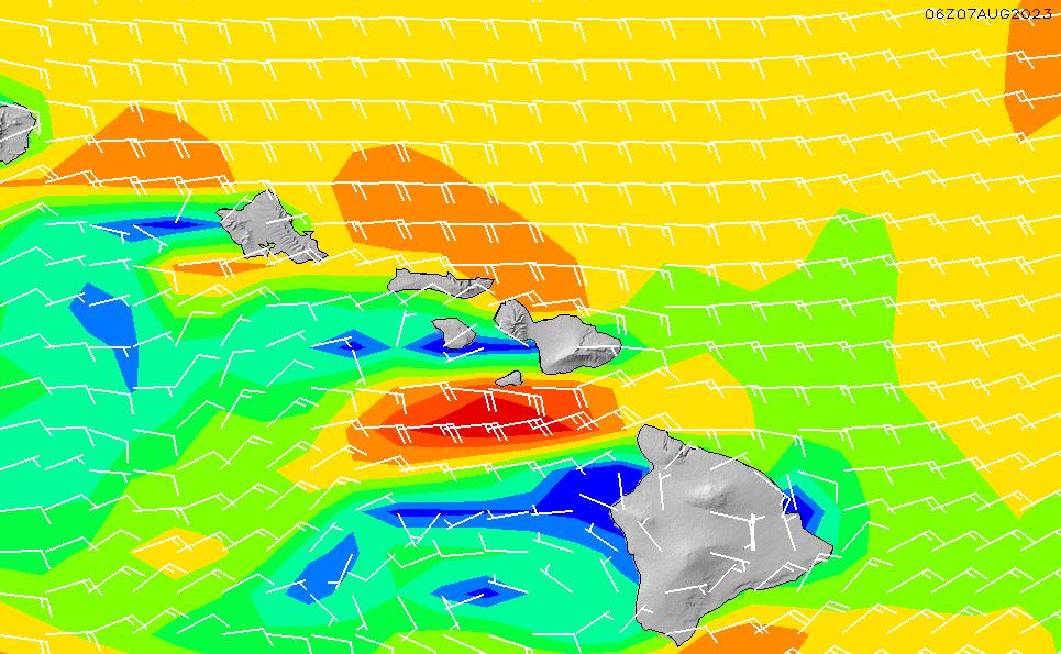 2021/5/9(日)16:00風速・風向