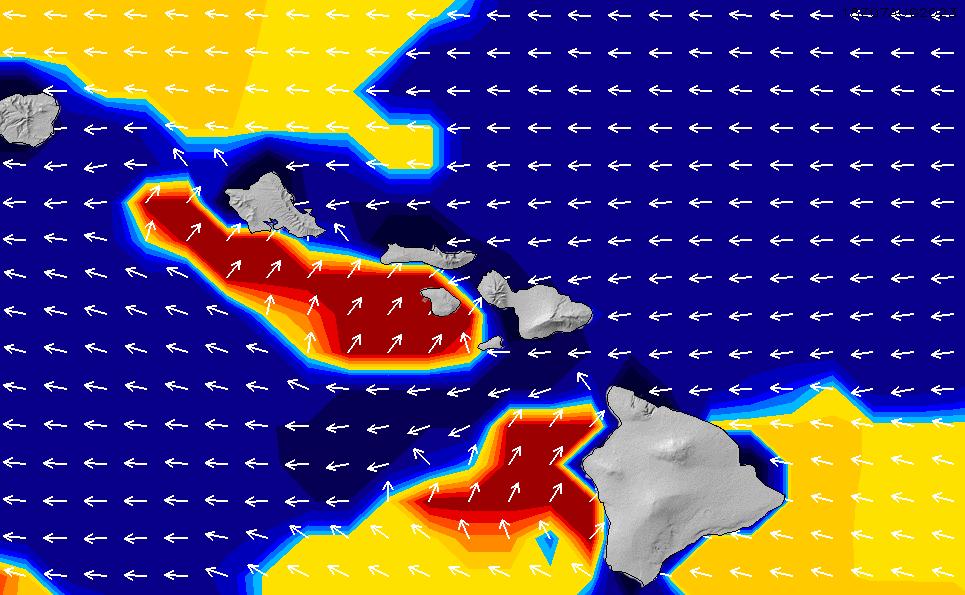 2020/10/29(木)10:00ポイントの波周期