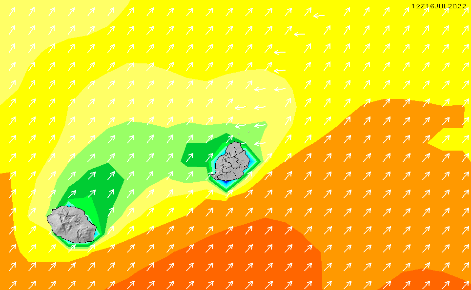 2021/5/10(月)16:00波高チャート