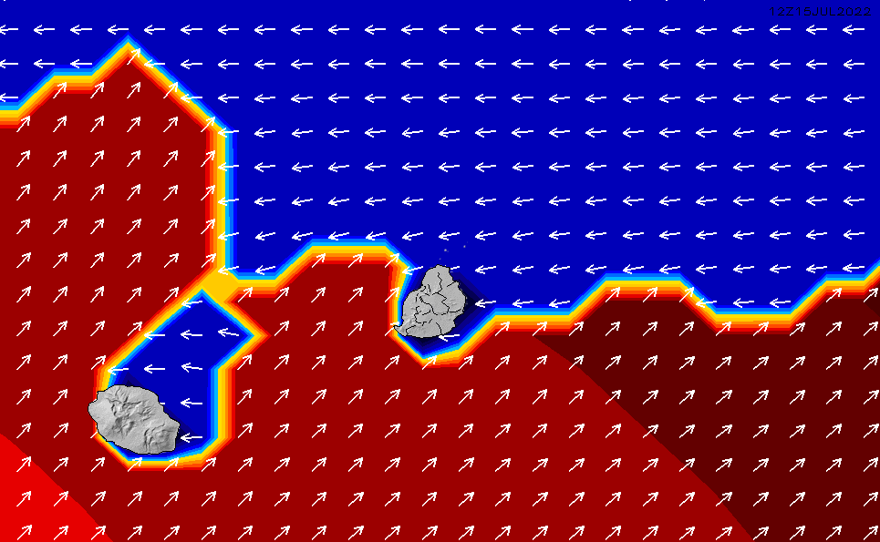 2020/7/3(金)16:00ポイントの波周期