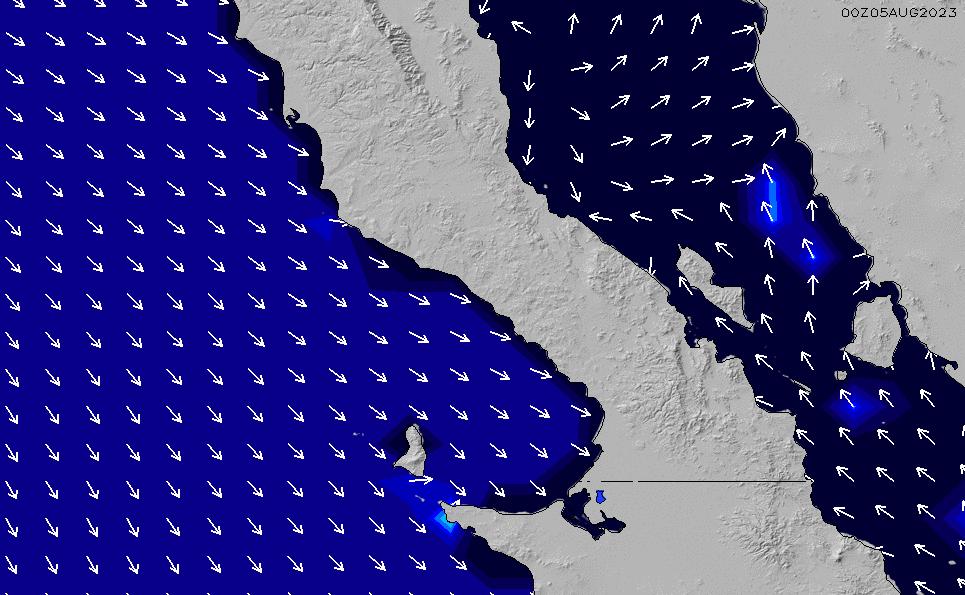 2020/10/21(水)13:00ポイントの波周期