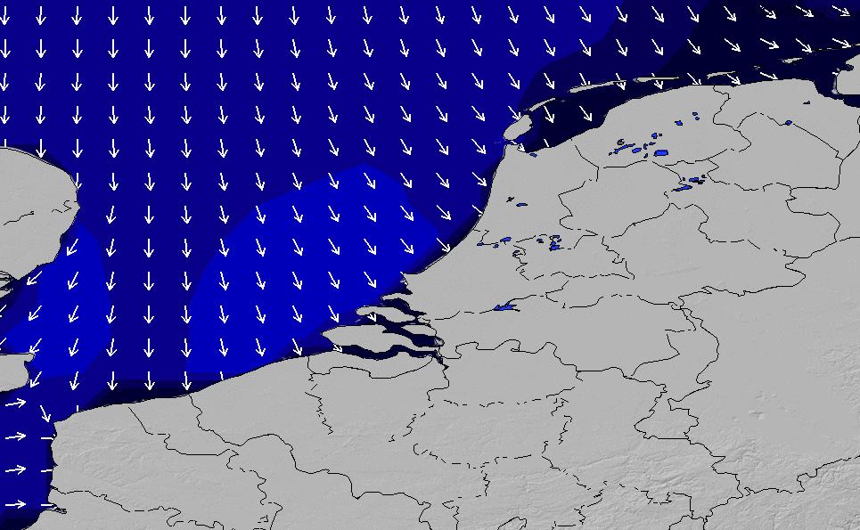 2020/4/1(水)20:00ポイントの波周期