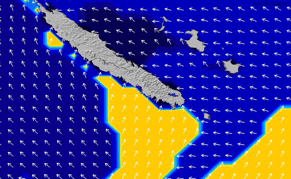 2021/10/19(火)17:00ポイントの波周期