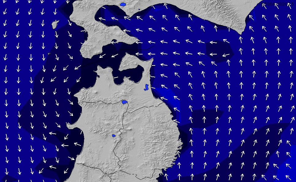 2021/5/19(水)21:00ポイントの波周期