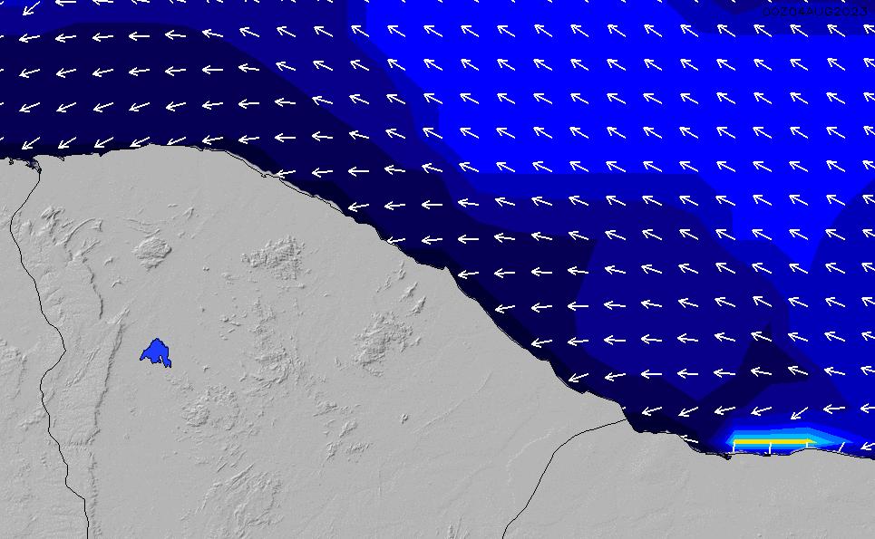 2020/9/27(日)3:00ポイントの波周期