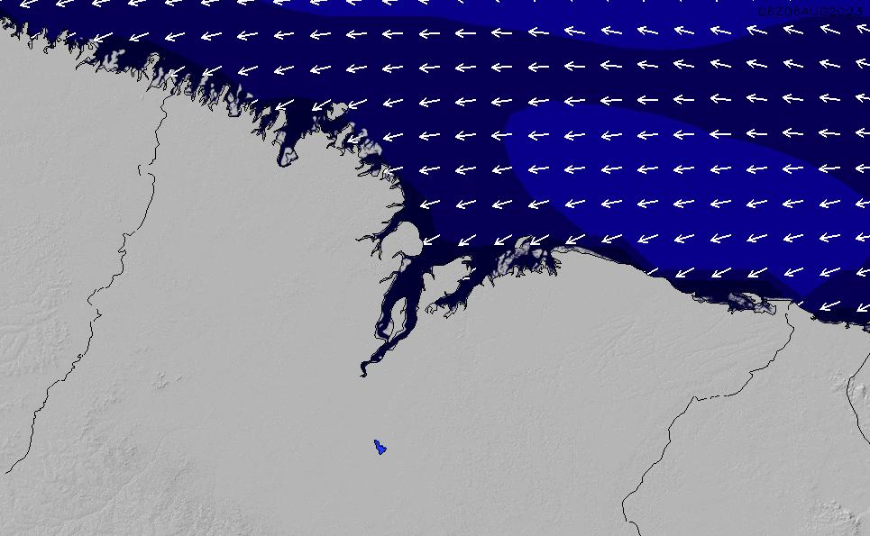 2021/4/12(月)15:00ポイントの波周期