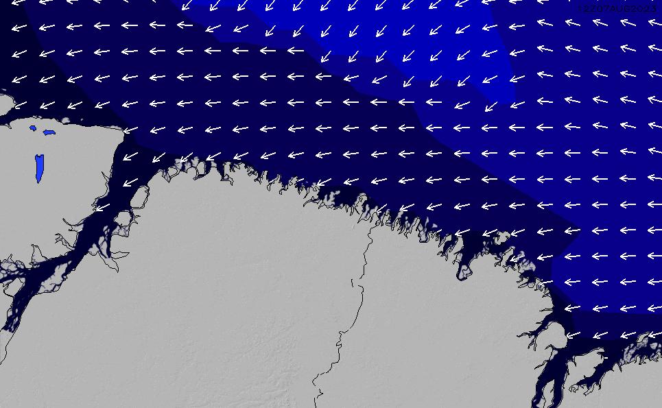2021/9/18(土)3:00ポイントの波周期