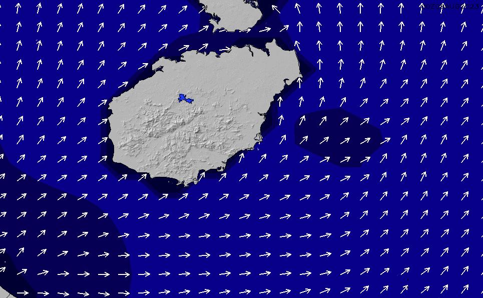 2021/3/3(水)2:00ポイントの波周期
