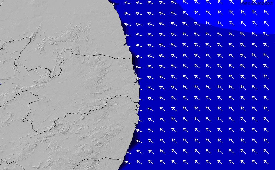 2021/5/14(金)15:00ポイントの波周期