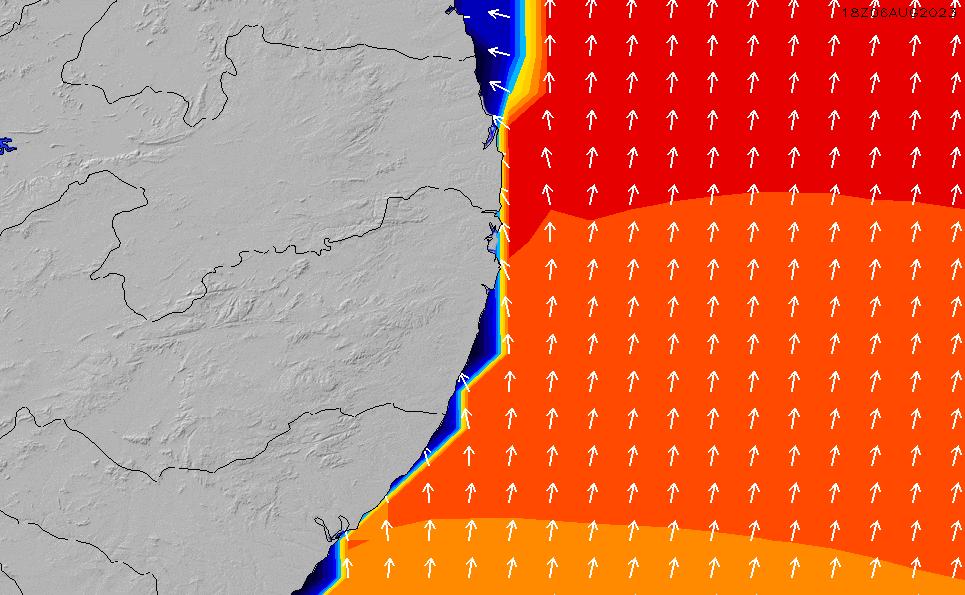 2020/9/28(月)9:00ポイントの波周期