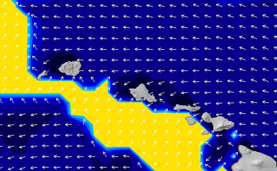 2020/9/24(木)22:00ポイントの波周期