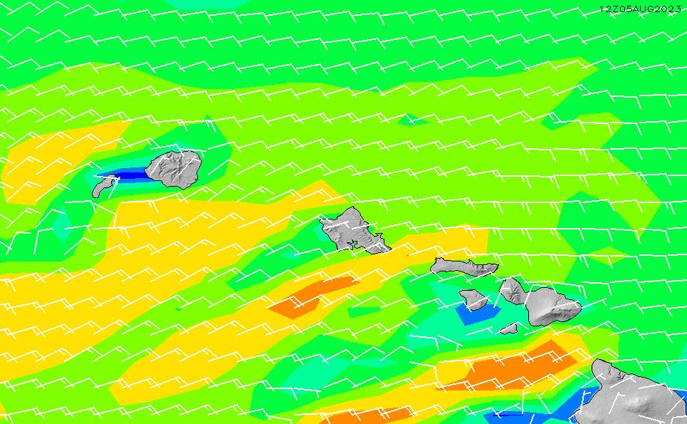 2020/9/24(木)22:00風速・風向