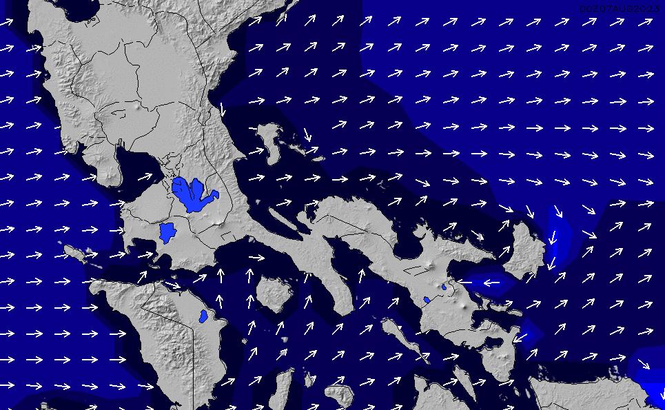 2021/7/28(水)2:00ポイントの波周期