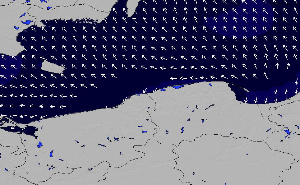 2021/10/19(火)8:00ポイントの波周期