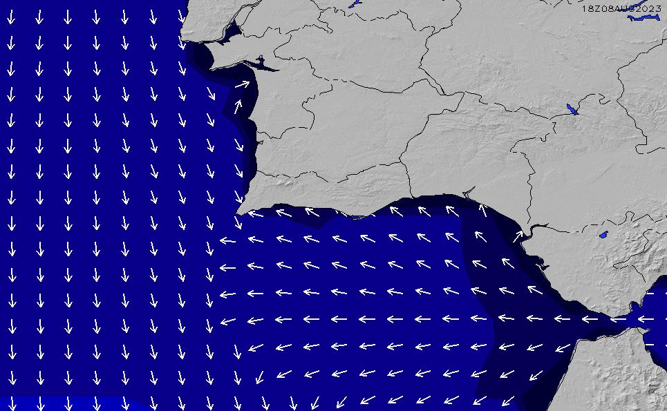 2021/2/26(金)0:00ポイントの波周期