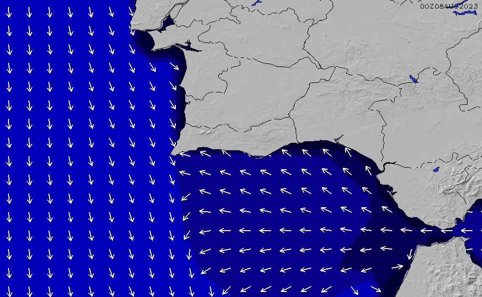 2021/4/12(月)13:00ポイントの波周期