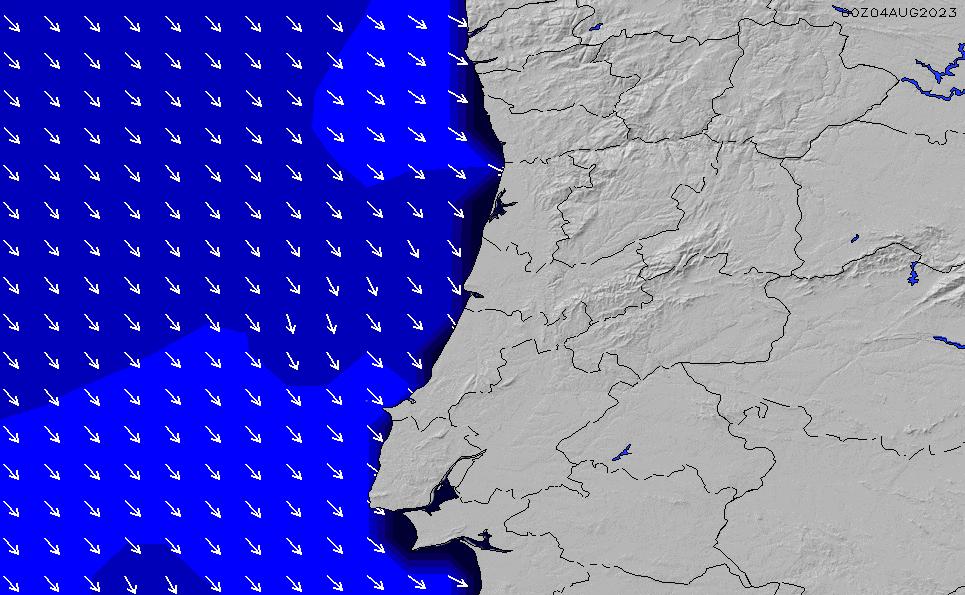 2021/3/4(木)12:00ポイントの波周期