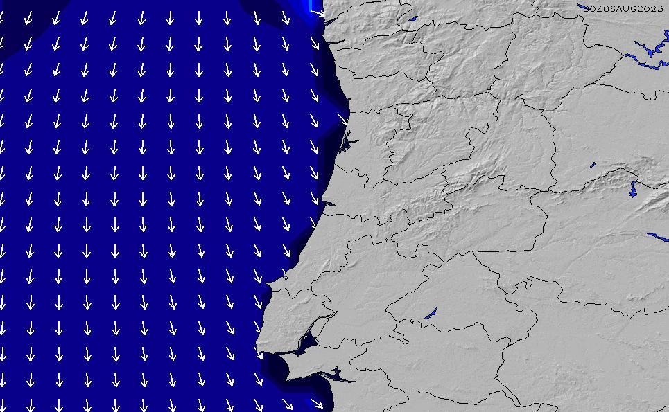 2020/9/28(月)7:00ポイントの波周期