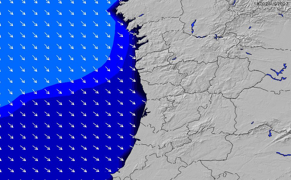 2021/5/12(水)19:00ポイントの波周期