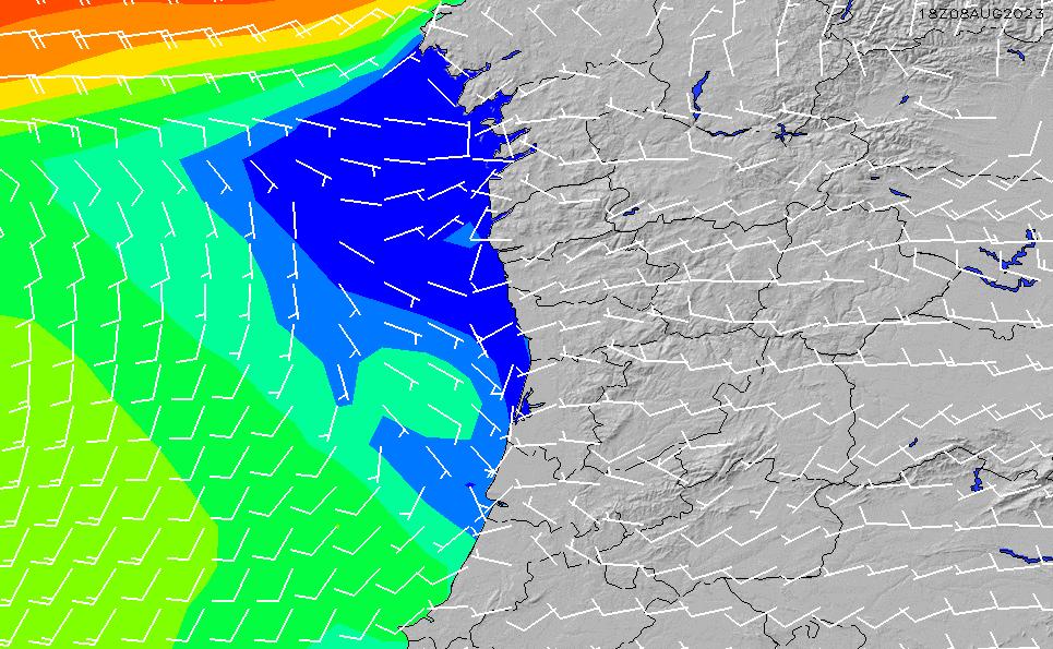 2020/9/28(月)1:00風速・風向