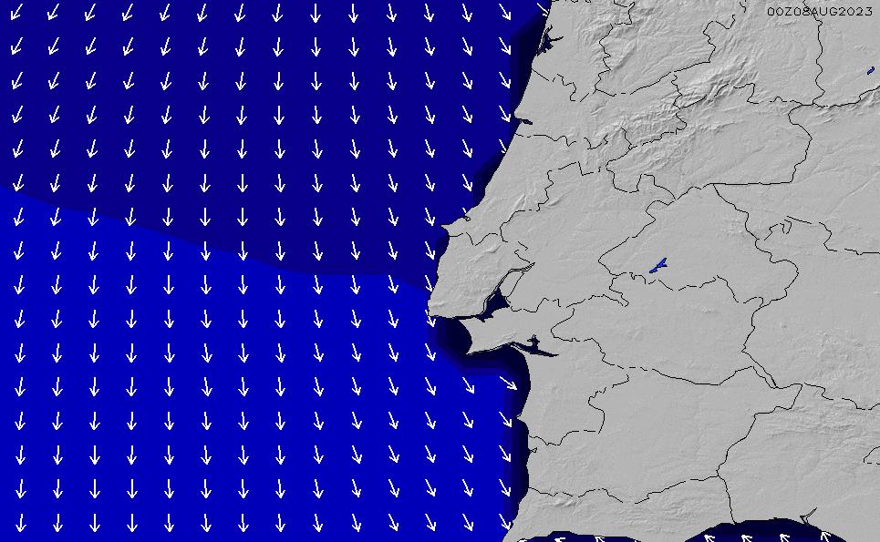 2021/5/19(水)13:00ポイントの波周期