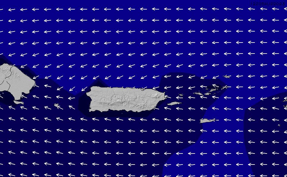2021/3/6(土)4:00ポイントの波周期