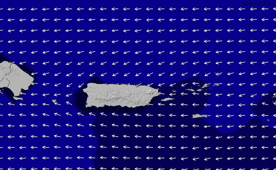 2020/3/31(火)4:00ポイントの波周期