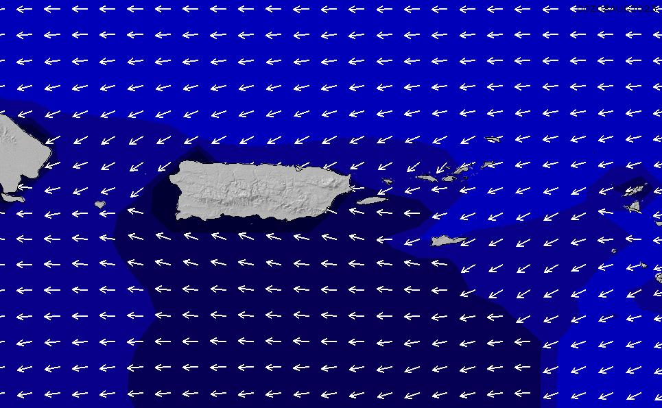 2021/5/19(水)16:00ポイントの波周期