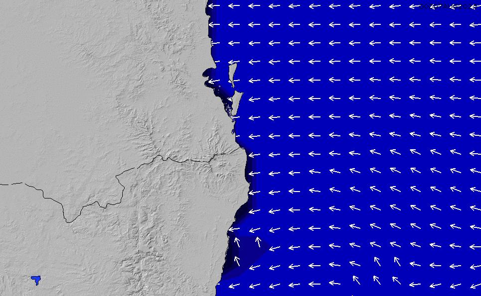 2021/5/15(土)4:00ポイントの波周期