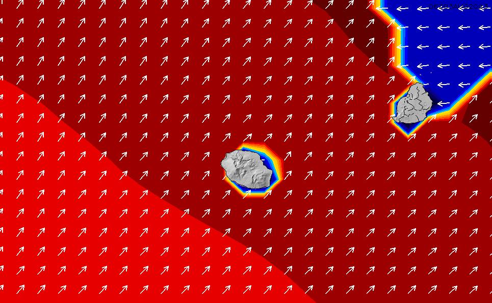 2020/7/15(水)10:00ポイントの波周期