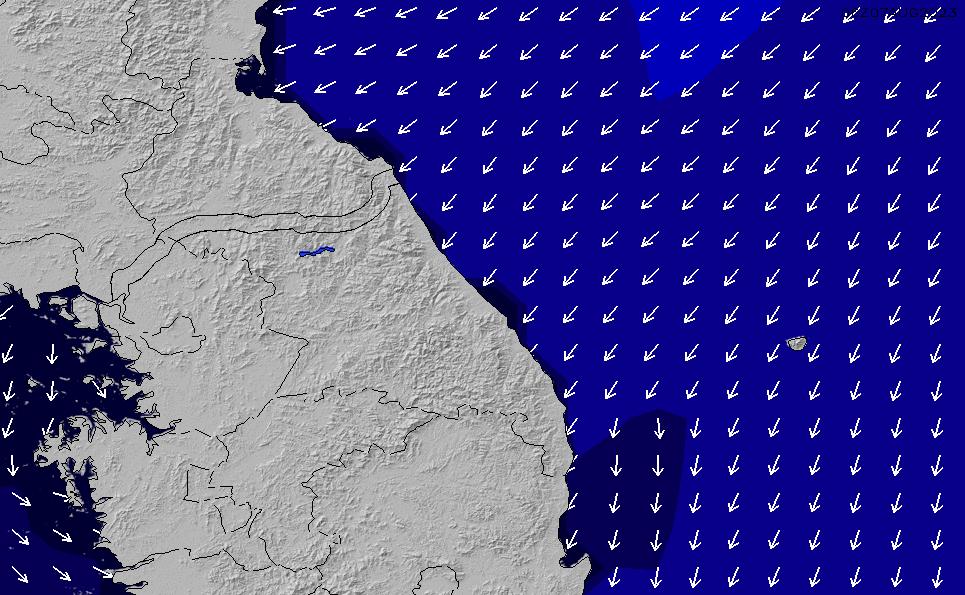 2021/5/12(水)3:00ポイントの波周期