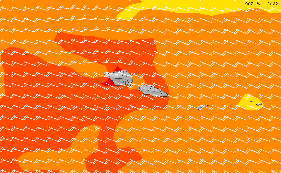 2020/9/26(土)13:00風速・風向