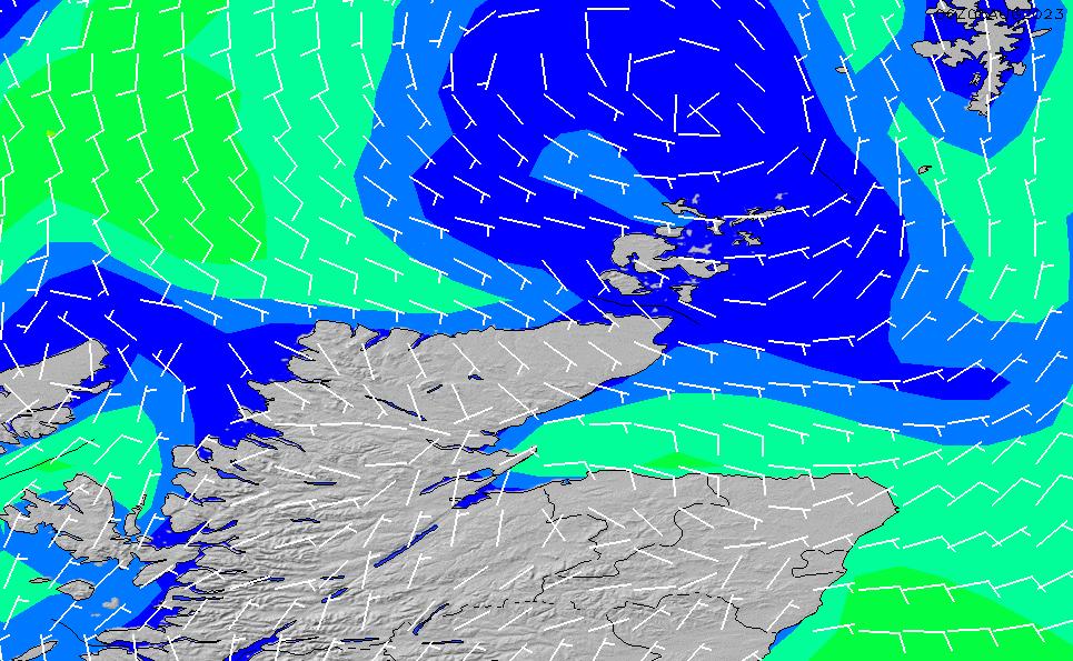 2020/9/26(土)7:00風速・風向