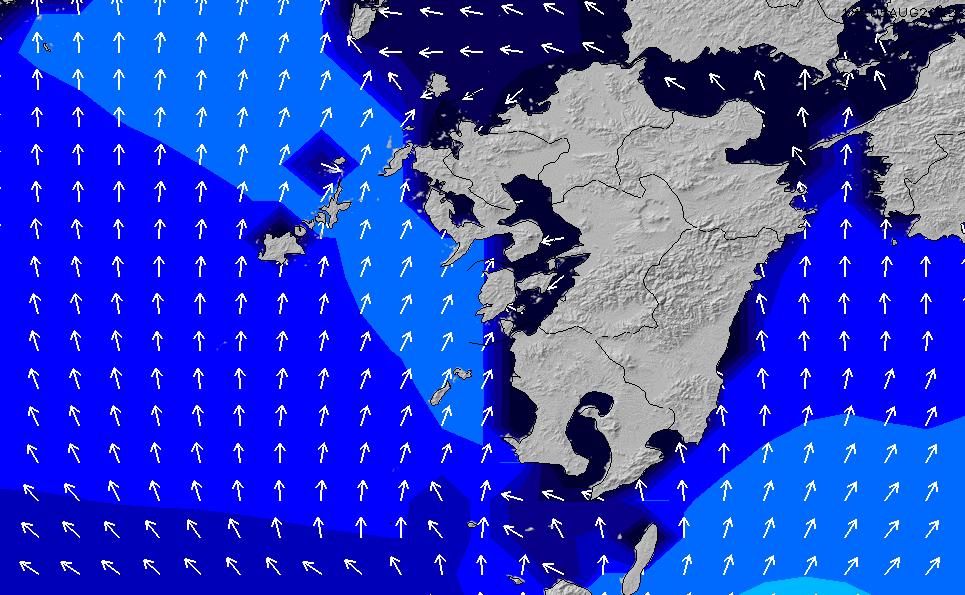 2021/6/17(木)3:00ポイントの波周期