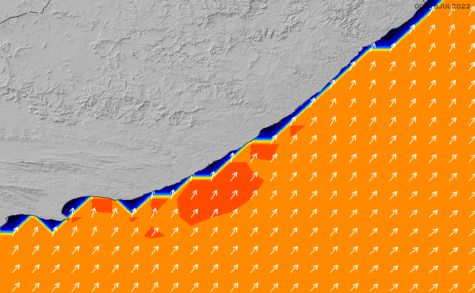 2020/11/28(土)2:00ポイントの波周期