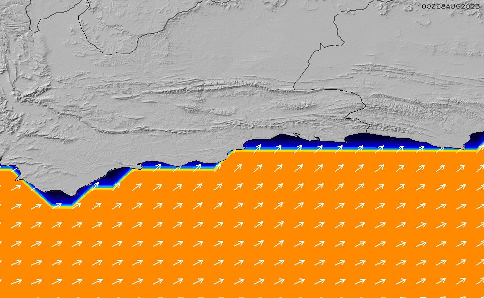 2020/9/28(月)2:00ポイントの波周期