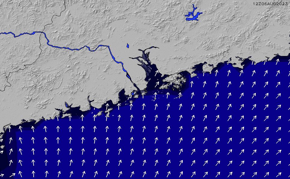 2021/5/14(金)20:00ポイントの波周期