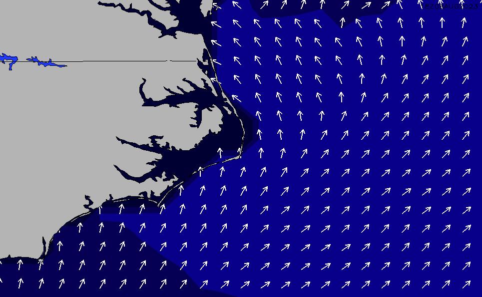 2020/9/23(水)10:00ポイントの波周期