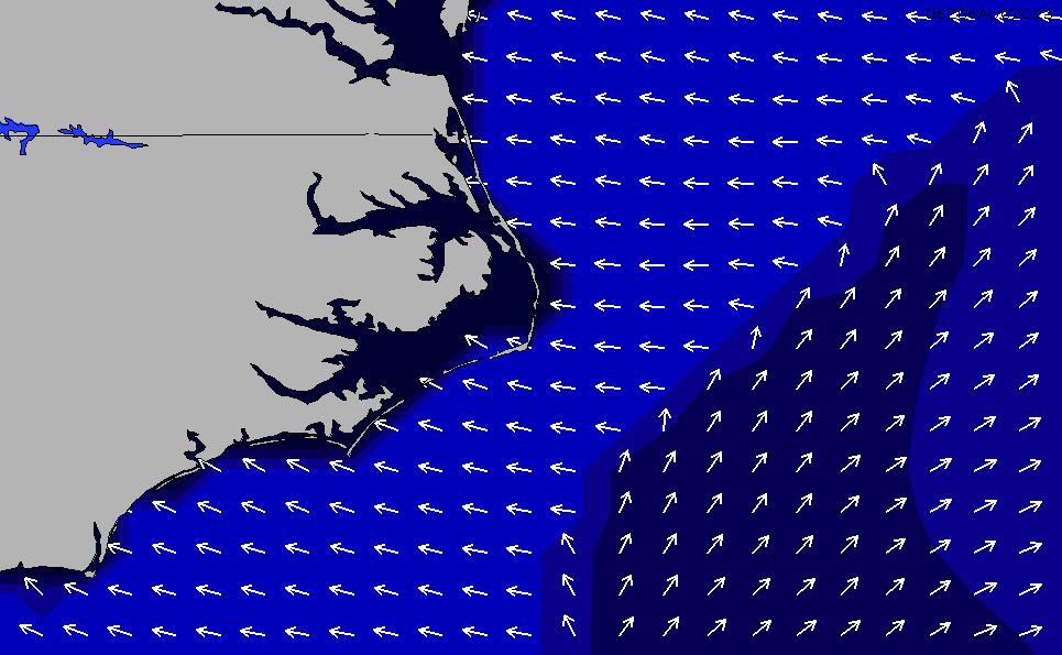 2020/7/6(月)22:00ポイントの波周期