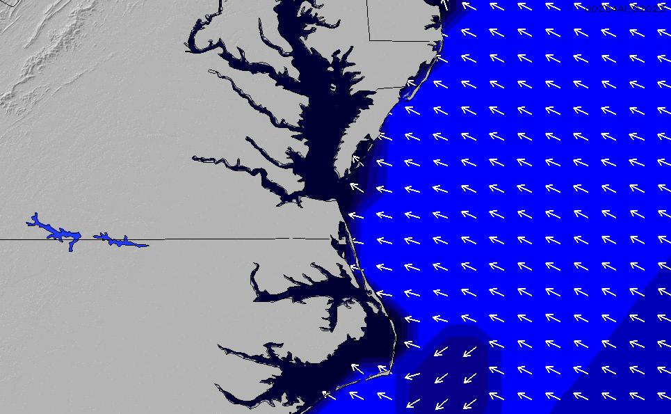 2021/5/16(日)22:00ポイントの波周期