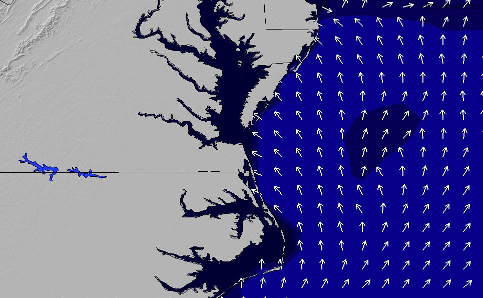 2021/5/13(木)4:00ポイントの波周期
