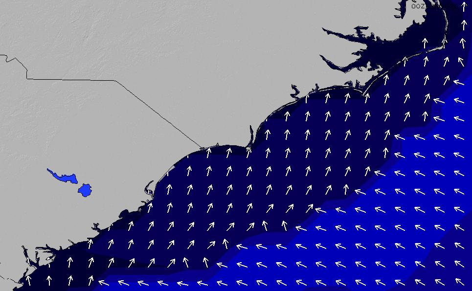 2021/1/19(火)11:00ポイントの波周期