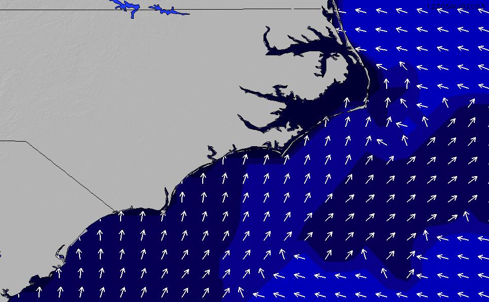 2021/9/29(水)10:00ポイントの波周期
