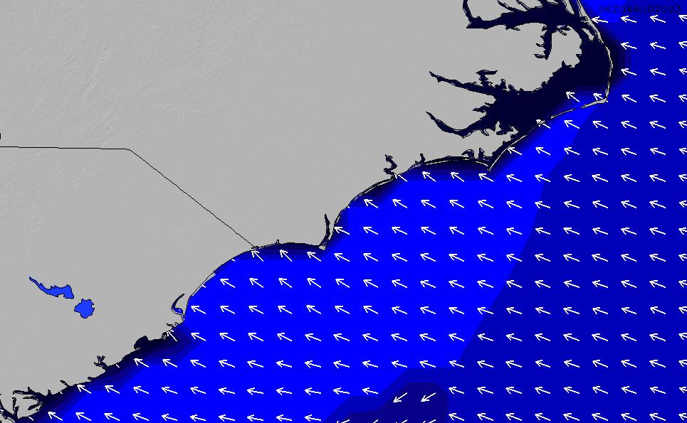 2021/3/6(土)11:00ポイントの波周期