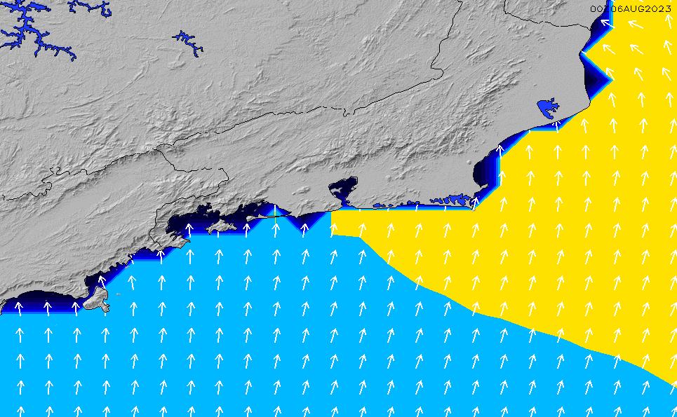 2021/3/4(木)3:00ポイントの波周期