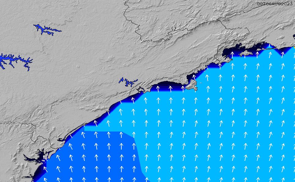 2021/3/1(月)3:00ポイントの波周期