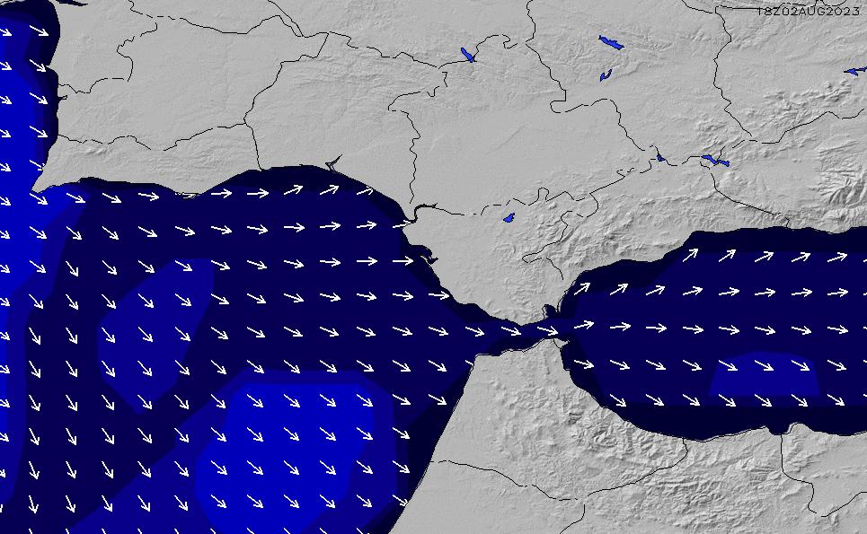 2021/2/27(土)13:00ポイントの波周期