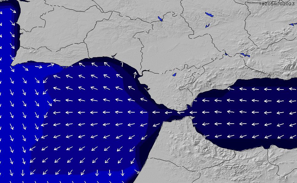 2020/7/8(水)14:00ポイントの波周期